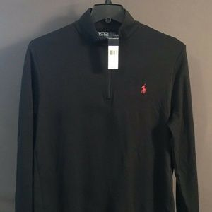 Men's Polo Ralph Lauren Large Long Sleeve Pullover